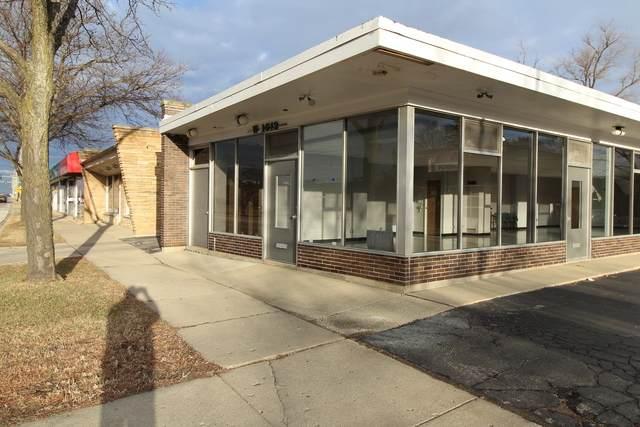 1612 W Northwest Highway, Arlington Heights, IL 60004 (MLS #10968847) :: Helen Oliveri Real Estate