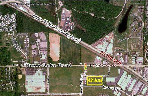 LOT 2 Industrial Drive, Cary, IL 60013 (MLS #10968851) :: Lewke Partners