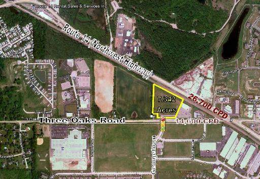 LOT 2 Three Oaks Road, Cary, IL 60013 (MLS #10969070) :: BN Homes Group