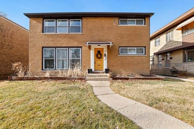 818 Dodge Avenue, Evanston, IL 60202 (MLS #10969233) :: Ryan Dallas Real Estate