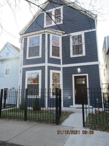2918 N Hamlin Avenue, Chicago, IL 60618 (MLS #10969543) :: Helen Oliveri Real Estate