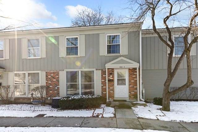 1661 Valley Forge Court E, Wheaton, IL 60189 (MLS #10969682) :: The Dena Furlow Team - Keller Williams Realty