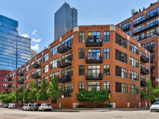 333 W Hubbard Street #422, Chicago, IL 60654 (MLS #10969708) :: The Wexler Group at Keller Williams Preferred Realty