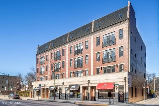 1275 N Clybourn Avenue #3, Chicago, IL 60610 (MLS #10969733) :: The Perotti Group