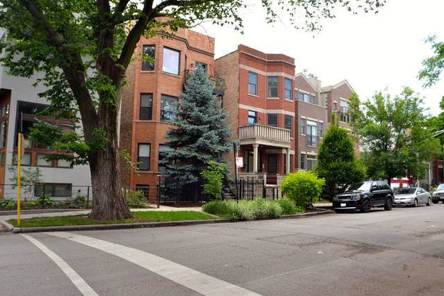 902 N Wolcott Avenue, Chicago, IL 60622 (MLS #10970030) :: The Perotti Group