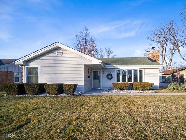 6842 W 114TH Street, Worth, IL 60482 (MLS #10970153) :: The Wexler Group at Keller Williams Preferred Realty