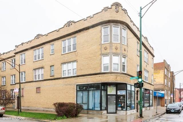 4661 N Elston Avenue #3, Chicago, IL 60630 (MLS #10970180) :: Jacqui Miller Homes