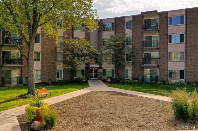 140 W Wood Street #332, Palatine, IL 60067 (MLS #10970209) :: The Wexler Group at Keller Williams Preferred Realty