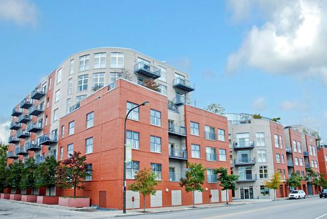 1210 Chicago Avenue #506, Evanston, IL 60202 (MLS #10970315) :: Helen Oliveri Real Estate