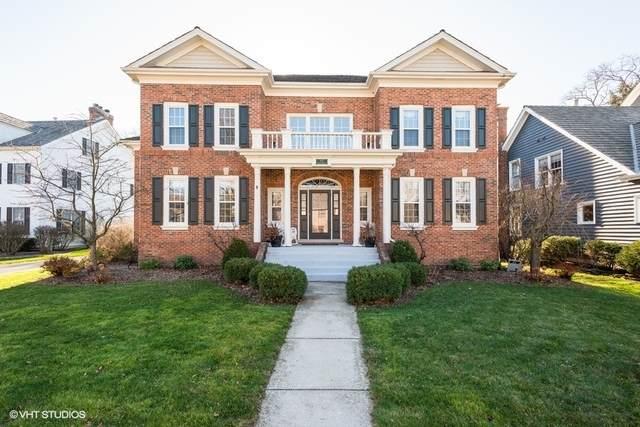 907 Winslow Circle, Glen Ellyn, IL 60137 (MLS #10970460) :: Jacqui Miller Homes