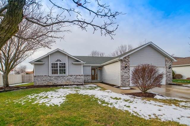 419 Leahy Circle, Manteno, IL 60950 (MLS #10970532) :: The Wexler Group at Keller Williams Preferred Realty