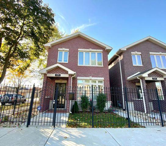 3356 S Oakley Avenue, Chicago, IL 60608 (MLS #10970602) :: The Wexler Group at Keller Williams Preferred Realty