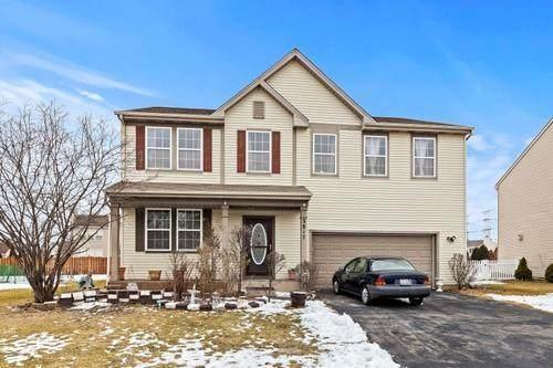 3817 Thoroughbred Lane, Joliet, IL 60435 (MLS #10970622) :: Helen Oliveri Real Estate