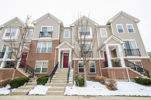 204 Laurel Avenue, Des Plaines, IL 60016 (MLS #10970727) :: Helen Oliveri Real Estate