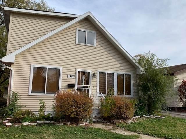 15811 Wood Street, Harvey, IL 60426 (MLS #10970834) :: Schoon Family Group