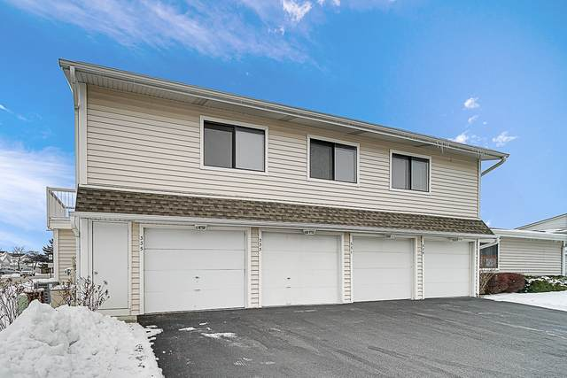 335 Clearwater Lane 51D, Schaumburg, IL 60194 (MLS #10970852) :: The Wexler Group at Keller Williams Preferred Realty
