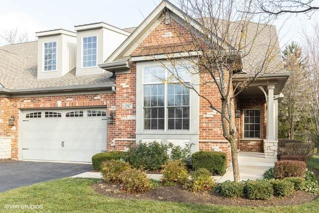 1297 Stonebriar Court, Naperville, IL 60540 (MLS #10970879) :: John Lyons Real Estate