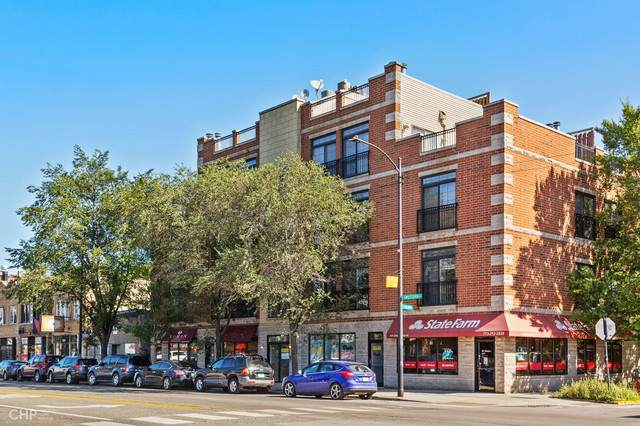 2207 N Western Avenue 3A, Chicago, IL 60647 (MLS #10970921) :: The Wexler Group at Keller Williams Preferred Realty