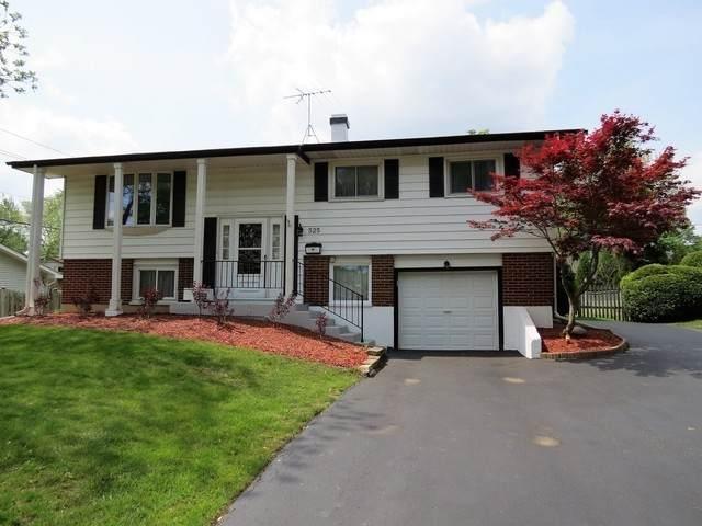525 Jamison Lane, Hoffman Estates, IL 60169 (MLS #10971070) :: Jacqui Miller Homes