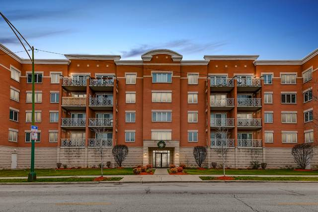 2919 N Harlem Avenue #510, Chicago, IL 60707 (MLS #10971419) :: Jacqui Miller Homes