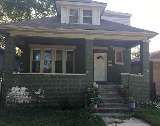 12336 S Perry Avenue, Chicago, IL 60628 (MLS #10971442) :: Schoon Family Group