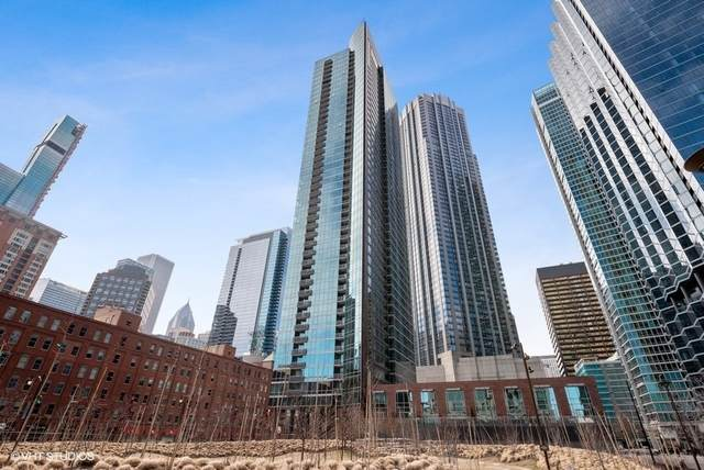505 N Mcclurg Court #2502, Chicago, IL 60611 (MLS #10971548) :: Helen Oliveri Real Estate