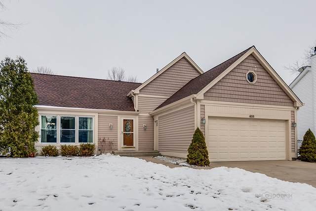 408 Albany Lane, Vernon Hills, IL 60061 (MLS #10971691) :: Helen Oliveri Real Estate