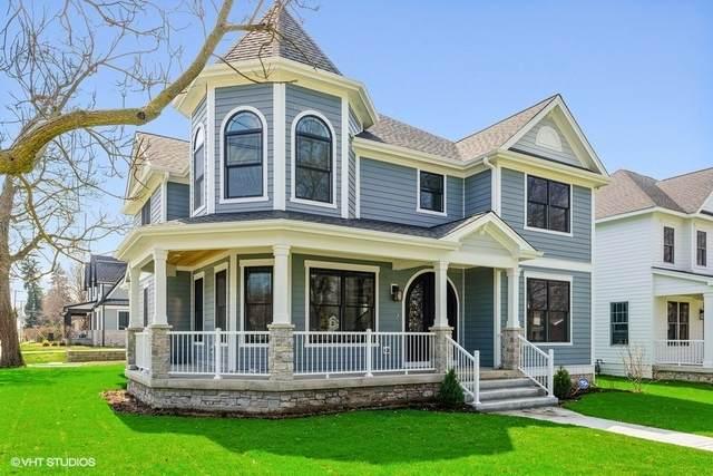 104 W Jefferson Avenue, Wheaton, IL 60187 (MLS #10971706) :: The Wexler Group at Keller Williams Preferred Realty