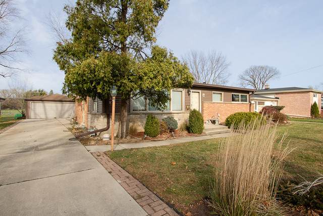 96 W Pleasant Hill Boulevard, Palatine, IL 60067 (MLS #10971713) :: The Spaniak Team