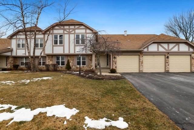 1261 Streamwood Lane #327, Vernon Hills, IL 60061 (MLS #10972291) :: Helen Oliveri Real Estate