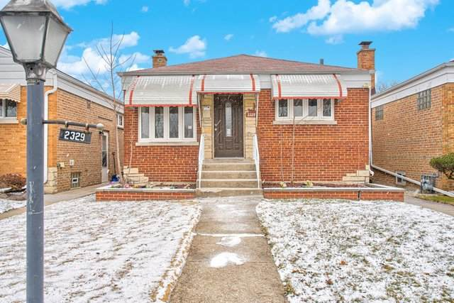 2329 Westover Avenue, North Riverside, IL 60546 (MLS #10972433) :: Jacqui Miller Homes