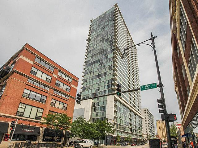 1720 S Michigan Avenue #2211, Chicago, IL 60616 (MLS #10972527) :: Helen Oliveri Real Estate