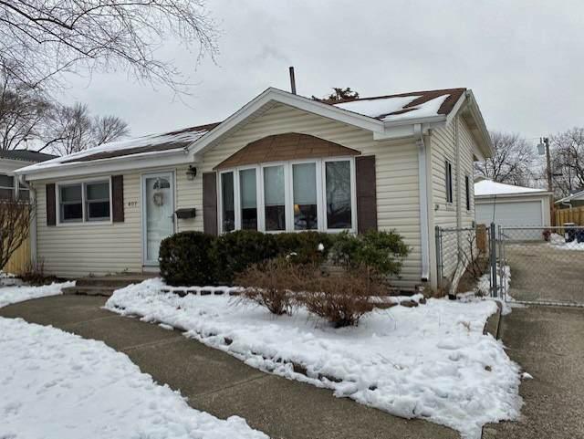 407 S Pierce Avenue, Wheaton, IL 60187 (MLS #10972597) :: The Wexler Group at Keller Williams Preferred Realty