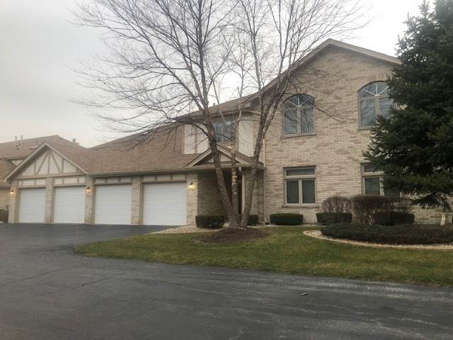 18421 Pine Cone Drive #2, Tinley Park, IL 60477 (MLS #10972624) :: The Wexler Group at Keller Williams Preferred Realty