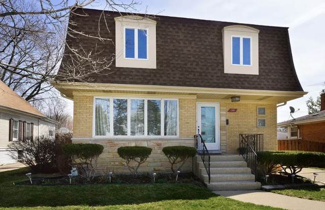 1301 S Cumberland Avenue, Park Ridge, IL 60068 (MLS #10972838) :: The Wexler Group at Keller Williams Preferred Realty