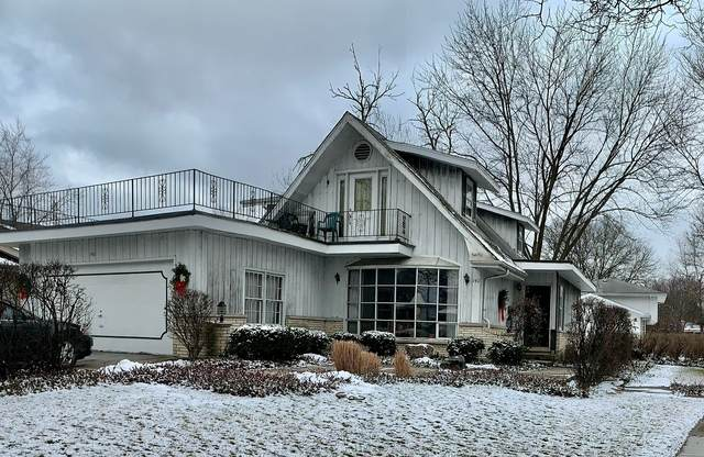 140 N Edgewood Avenue, La Grange, IL 60525 (MLS #10972914) :: Angela Walker Homes Real Estate Group