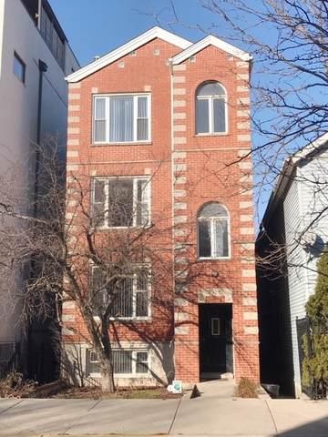 1528 W Chestnut Street #3, Chicago, IL 60642 (MLS #10973038) :: Touchstone Group