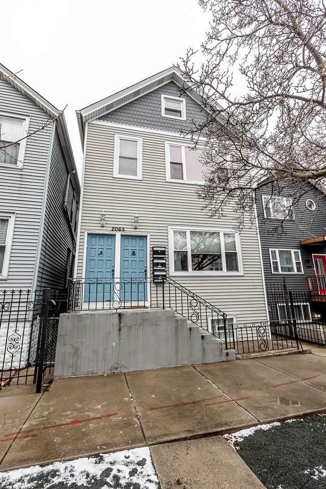 2065 N Bingham Street, Chicago, IL 60647 (MLS #10973227) :: John Lyons Real Estate