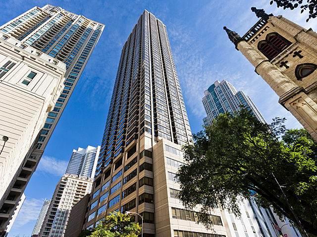30 E Huron Street #3209, Chicago, IL 60611 (MLS #10973240) :: Helen Oliveri Real Estate