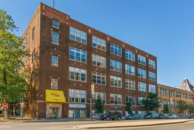 1733 W Irving Park Road #324, Chicago, IL 60613 (MLS #10973281) :: Touchstone Group