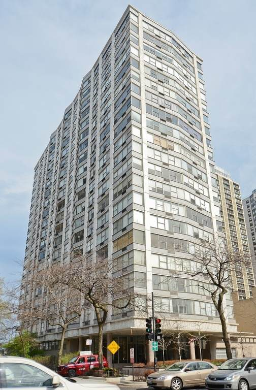 5757 N Sheridan Road 12H, Chicago, IL 60660 (MLS #10973381) :: Schoon Family Group