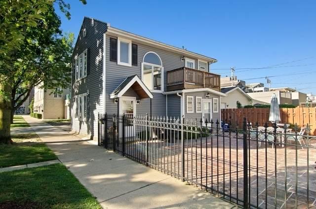 2814 N Wolcott Avenue, Chicago, IL 60657 (MLS #10973584) :: Schoon Family Group