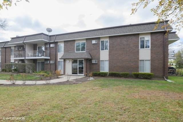1149 Miller Lane #107, Buffalo Grove, IL 60089 (MLS #10973715) :: John Lyons Real Estate