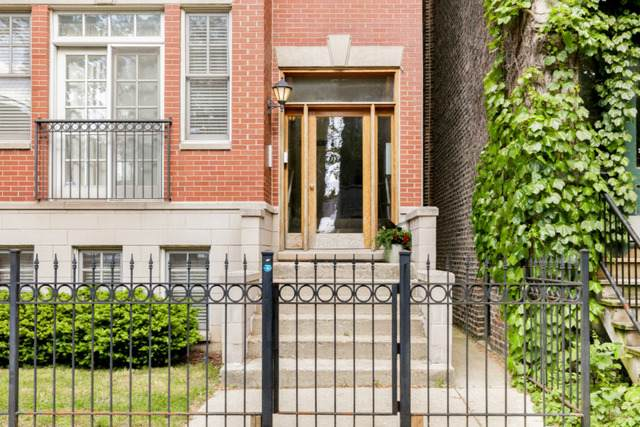 3753 N Clifton Avenue #2, Chicago, IL 60613 (MLS #10973814) :: Touchstone Group