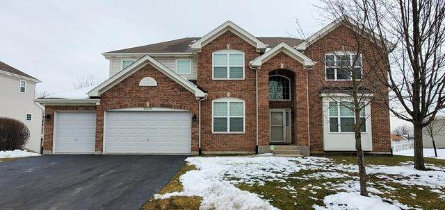 5610 Brentwood Drive, Hoffman Estates, IL 60192 (MLS #10973816) :: Jacqui Miller Homes