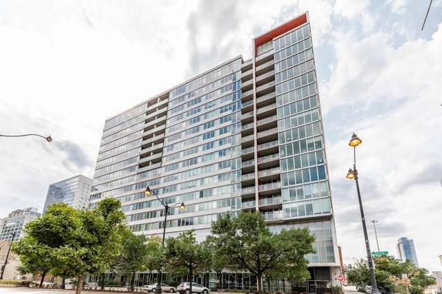 659 W Randolph Street #1412, Chicago, IL 60661 (MLS #10973934) :: John Lyons Real Estate