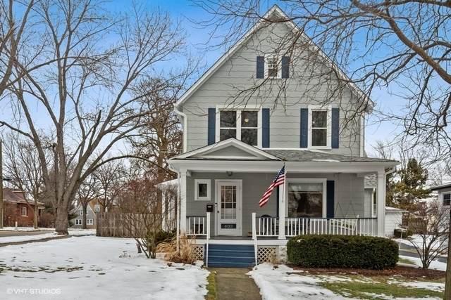 403 S Stewart Avenue, Lombard, IL 60148 (MLS #10974126) :: Schoon Family Group