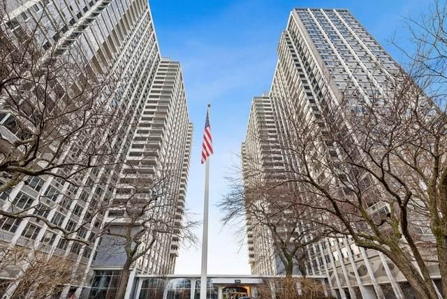 4250 N Marine Drive #2606, Chicago, IL 60613 (MLS #10974153) :: Helen Oliveri Real Estate