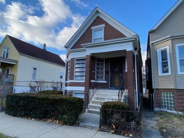7130 S Carpenter Street, Chicago, IL 60621 (MLS #10974185) :: Jacqui Miller Homes