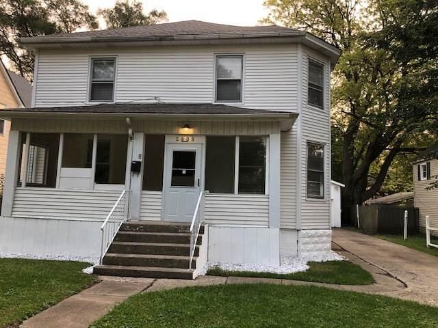 2809 Emmaus Avenue, Zion, IL 60099 (MLS #10974323) :: Suburban Life Realty